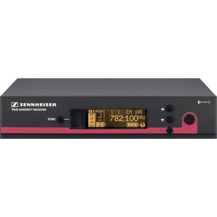 SENNHEISER EM-100 G3  D 780-822 MHz